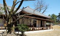 京都御苑閑院宮邸 外観2
