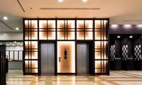 ダイワロイネットホテル 京都八条口エレベーターホール