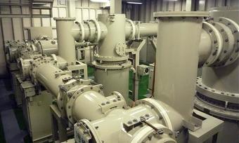 特別高圧受変電設備