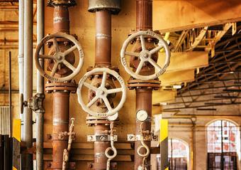 エア配管・蒸気配管
