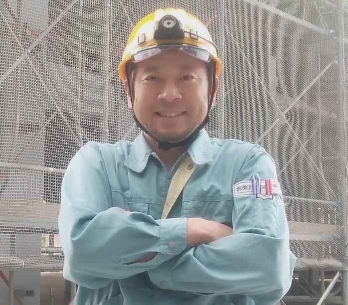 キャリア採用・施工管理部門配属 Tさん