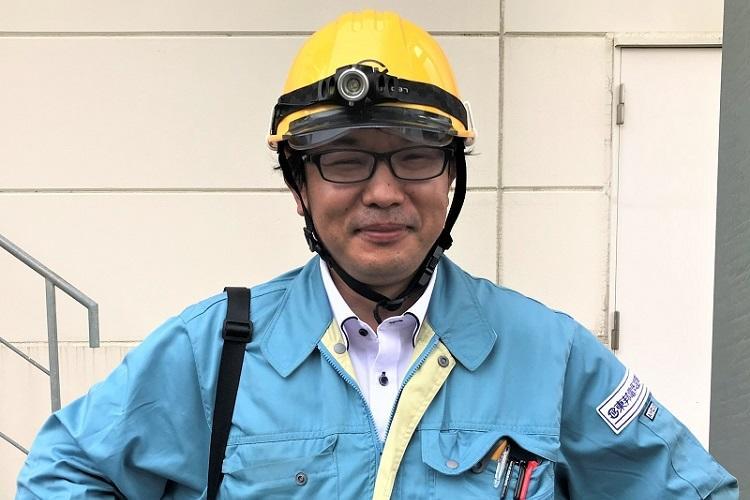 キャリア採用・施工管理部門配属 Nさん
